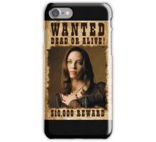 Buffy Drusilla Wanted 3 iPhone Case/Skin