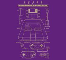 Super Entertainment System  by MeleeNinja