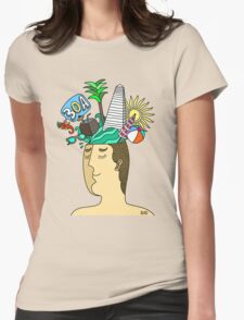 30a dreamer Womens Fitted T-Shirt