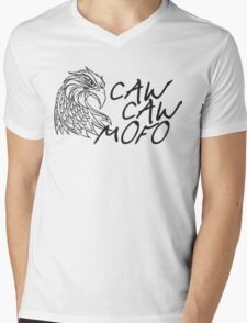 Caw caw mofo Mens V-Neck T-Shirt