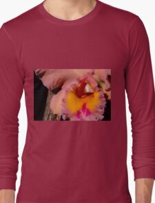 Apricot delight Long Sleeve T-Shirt
