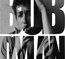 Bob Dylan by oeufmollet