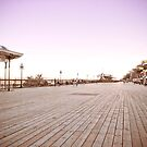 Boardwalk by Hena Tayeb