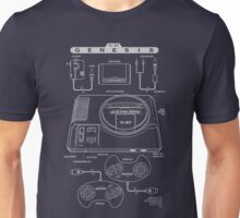 The Mega Driver Unisex T-Shirt