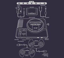 The Mega Driver Unisex T-Shirt