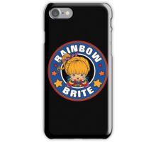 Rainbow Brite iPhone Case/Skin