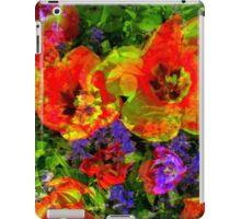 Mashed Up Tulips iPad Case/Skin