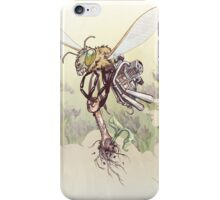 Cyborg Bee iPhone Case/Skin