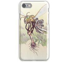 Cyborg Bee iPhone Case/Skin