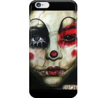 Smashmaskdoll iPhone Case/Skin