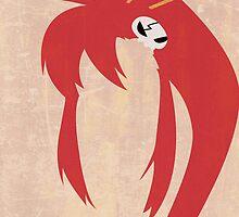 Minimalist Yoko by 5eth