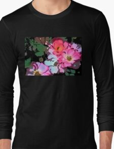Rose 197 Long Sleeve T-Shirt