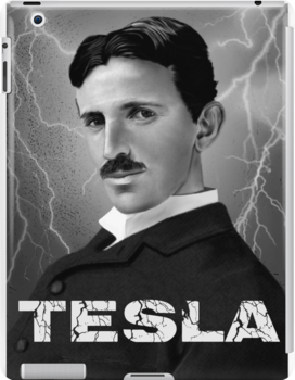 Nikola Tesla by SanFernandez