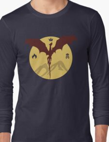 Smaug The Stupendous Long Sleeve T-Shirt