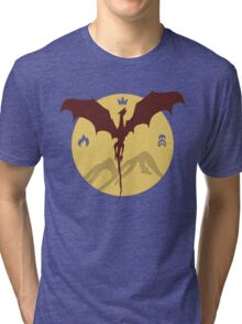 Smaug The Stupendous Tri-blend T-Shirt