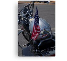 Patriot Guard Riders Canvas Print