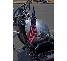 Patriot Guard Riders Photographic Print