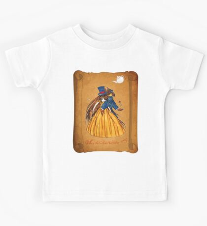 Wanted Beauty and the Beast Kids Tee