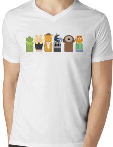 Play The Music, Light the Lights Mens V-Neck T-Shirt