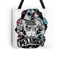 PELUSSJE as Strong Macho with Pyramid Head Tote Bag