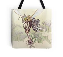 Cyborg Bee Tote Bag
