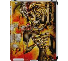 Malki the Ringmaster iPad Case/Skin