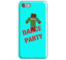 Dance Party! iPhone Case/Skin