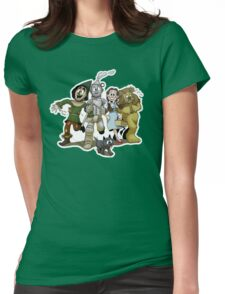 To Oz Womens Fitted T-Shirt
