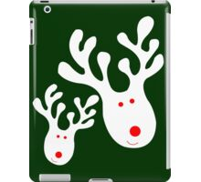 Prancer and Vixen iPad Case/Skin