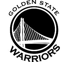Golden State Warriors 2016 NBA Champions vs. Clevland Cavaliers Photographic Print