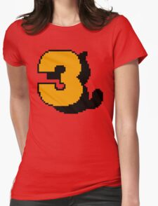 SMB3 Womens Fitted T-Shirt