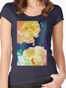 Rose 372 Women's Fitted Scoop T-Shirt