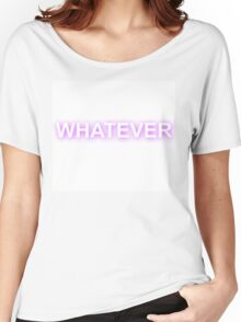 whatever graffiti Women's Relaxed Fit T-Shirt