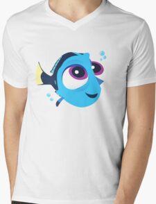 Baby Dory Mens V-Neck T-Shirt