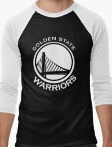 Golden State Warriors Men's Baseball ¾ T-Shirt