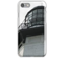 Montauk Lighthouse Top  iPhone Case/Skin