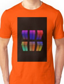 window , lights Unisex T-Shirt