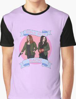 Girl Powers Graphic T-Shirt