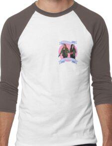 Girl Powers Men's Baseball ¾ T-Shirt