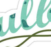 Bulba Sticker