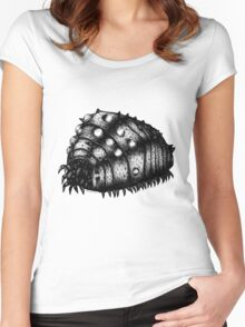 Toxic Jungle Ohmu Women's Fitted Scoop T-Shirt