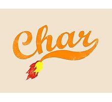 Char Photographic Print