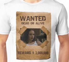 Buffy Faith Wanted Eliza Dushku 2 Unisex T-Shirt