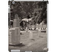 The Final Earthly Journey iPad Case/Skin