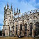 Canterbury Cathedral by Yukondick