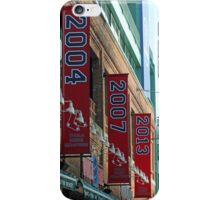 Red Sox Banners phone case  iPhone Case/Skin