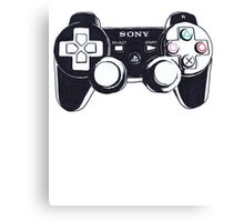 Gamer Controller Canvas Print