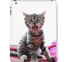 HAHA Funny Face! iPad Case/Skin