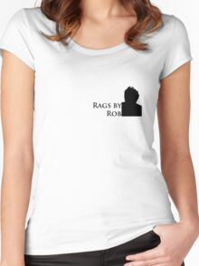Rags By Rob Women's Fitted Scoop T-Shirt
