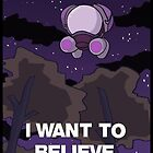 Invader Zim: I Want to Believe by WindWolf